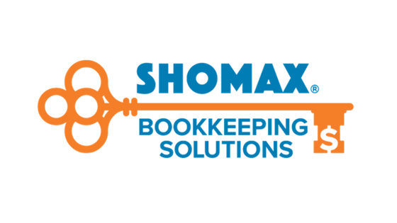 Shomax Bookkeeping Logo
