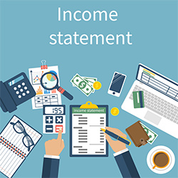 Bookkeeping Income Statement