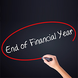 Bookkeeping End of Year
